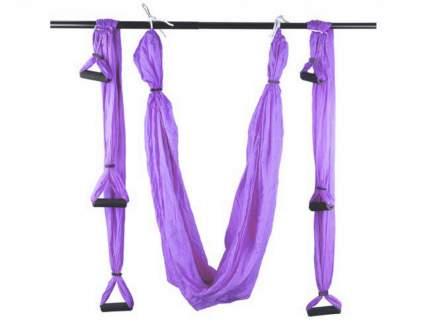 Гамак для йоги: С.YJ-KMA (Фиолетовый-светло-фиолетовый - Ф+Ф)