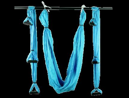 Гамак для йоги: С.YJ-KMA (Голубой - Г)