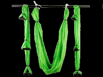 Гамак для йоги: С.YJ-KMA (Зелёный - 32)