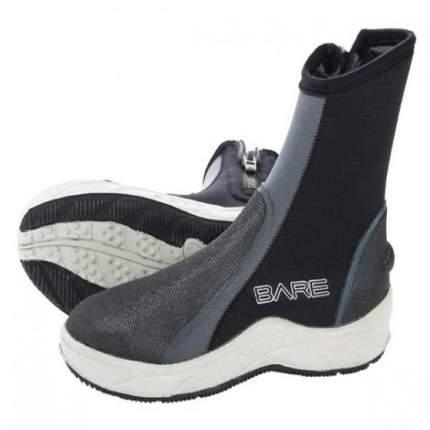Гидроботинки Bare Ice Boot 6 mm, черные, XS