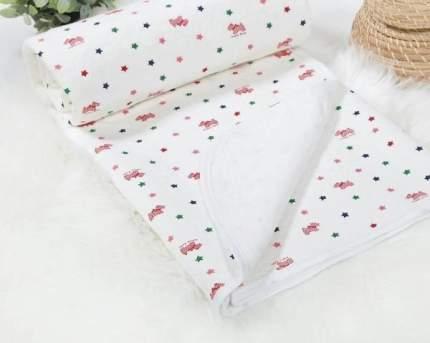 Одеяло-покрывало трикотажное АРТПОСТЕЛЬ Звездопад, 140х200