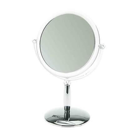Зеркало Dewal настольное, серебристое, 15 см