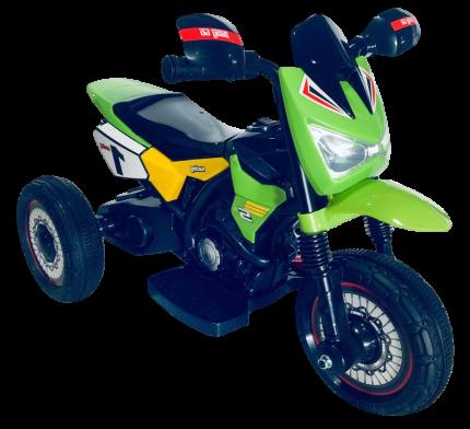 Детский электромобиль Farfello GTM2288-A зеленый