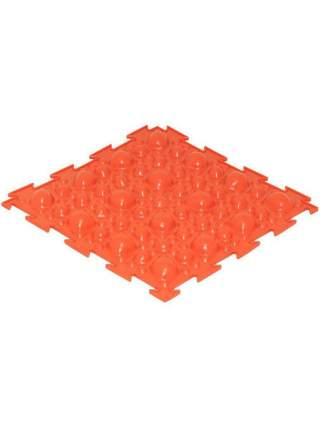 Массажный коврик Ортодон Камни жесткие, оранжевый