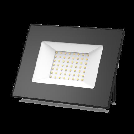 Прожектор Gauss Elementary 50W 4450lm 3000К 200-240V IP65 черный LED 1/10