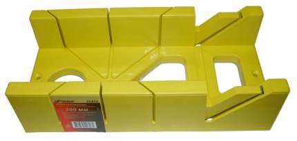 Стусло пластиковое широкое желтое Skrab 20806