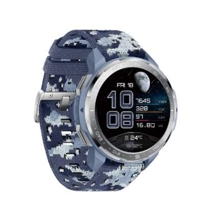 Смарт-часы Honor Watch GS Pro Silver/Blue (Kanon-B19A)
