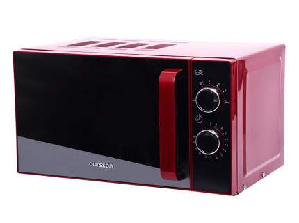 Микроволновая печь соло Oursson MM2005 Red