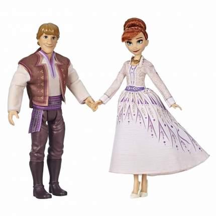 Набор кукол Frozen Анна и Кристофф Холодное сердце 2