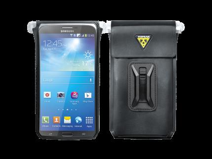 "TOPEAK SMARTPHONE DRYBAG 6"", BLACK Чехол водонепроницаемый для смартфона с креплением"