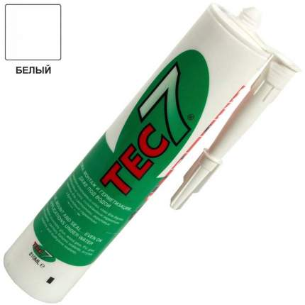 Гибридный клей-герметик TEC-7, белый, 310 мл