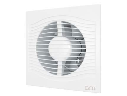 Вентилятор осевой вытяжной DiCiTi SLIM 4C