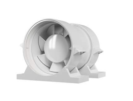 Вентилятор осевой канальный приточно-вытяжной DiCiTi PRO 4