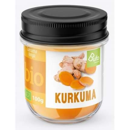 Куркума молотая био Bufo Eko 100 г
