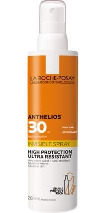 Солнцезащитный спрей для лица и тела La Roche-Posay Невидимый SPF30/PPD 14 200 мл