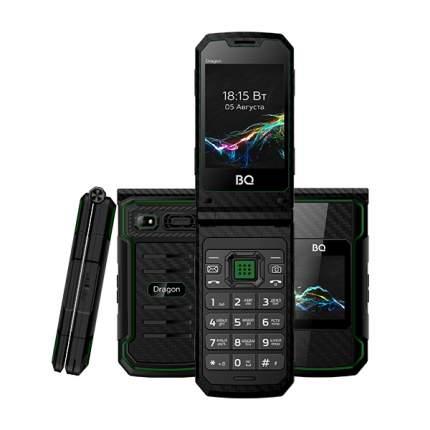 Мобильный телефон BQ 2822 Dragon Black/Green