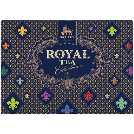 Чай Richard Royal Tea Collection ассорти 120 сашетов
