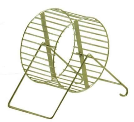 Беговое колесо для хомяков, крыс, мышей Дарэлл металл, 14 см