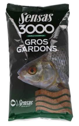 Sensas Прикормка Sensas 3000 Gros Gardons 1 кг