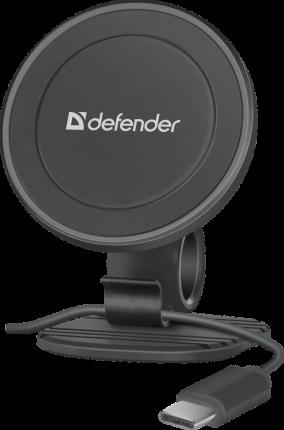 Автомобильный держательна панель Defender Car holder 115 плюс с фиксатором кабеля