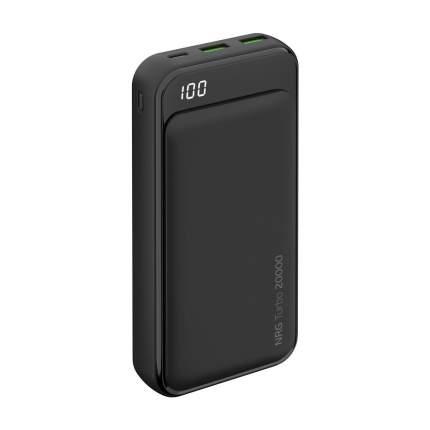 Внешний аккумулятор Deppa NRGTurboCompact20000mAh,QC3.0,Black (33556)