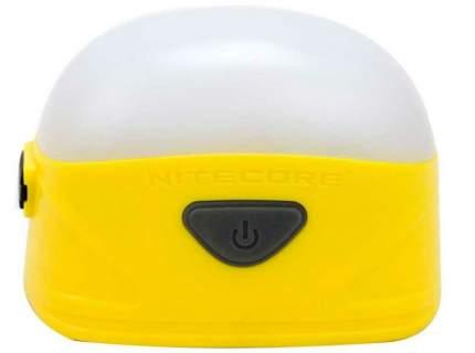 Походный (кемпинговый) фонарь NITECORE LA30, желтый [17444]