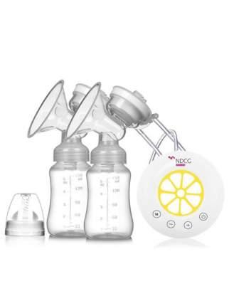 Молокоотсос двойной электрический NDCG Double ND315 Lemon