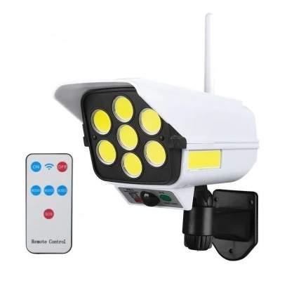 """Уличный настенный светильник-прожектор Базиатор """"Муляж камеры видеонаблюдения"""" CL-877B"""