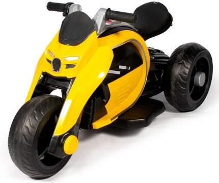 Детский электромотоцикл Barty, цвет: желтый