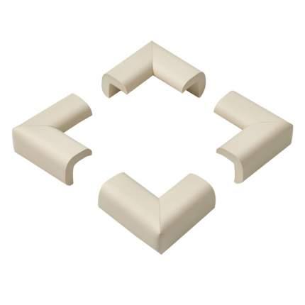Мягкие накладки-протекторы для мебели (24*8*50 мм) 4 шт HLS-S-107W