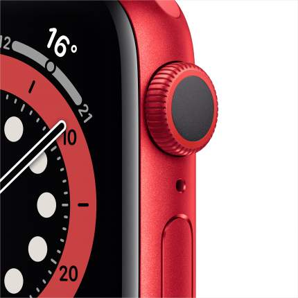 Смарт-часы Apple Watch Series 6 40mm PRODUCT(RED)/PRODUCT(RED) Sport Band (M00A3RU/A)