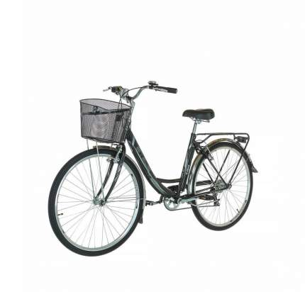 """Велосипед Stels Navigator 395 Z010 2017 20"""" черный"""