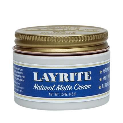 Матовый крем для укладки Layrite Natural Matte Cream 42 гр