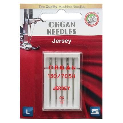 Иглы Organ джерси 5/90 Blister