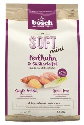 Сухой корм для собак Bosch Soft Mini, для мелких пород,  птица,  2.5кг