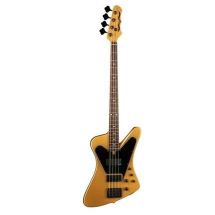 Бас-гитара Dean USA JE Hybrid 5ти струнная с деревянным кейсом