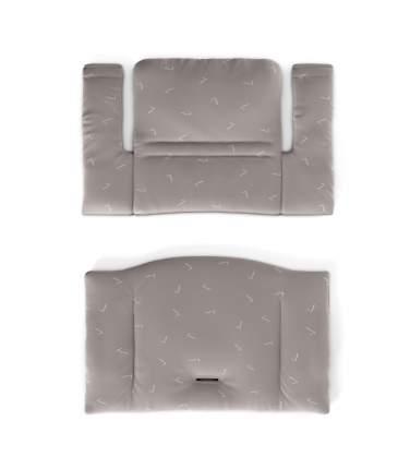 Подушка Stokke для стульчика Tripp Trapp Icon Grey