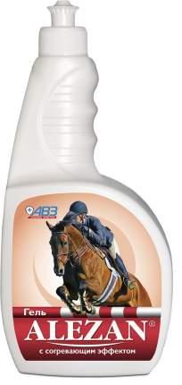 """Гель с согревающим эффектом """"Alezan"""", для лошадей, 500 мл"""