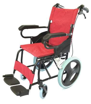 Кресло-коляска инвалидная с принадлежностями вариант исполнения LY-800  37 см PU
