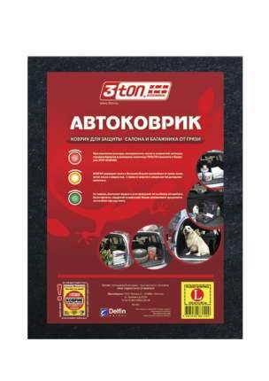 Автомобильный коврик в багажник 3ton ТХ-353 100*120