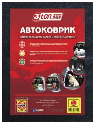 Автомобильный коврик (защита  салона и багажника от грязи) 3ton ТХ-351 100*80см