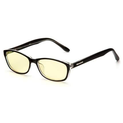 Очки для компьютера SP Glasses AF017 Black/Transparent