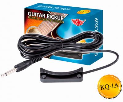 Звукосниматель (пьезодатчик) Gh Kq-1a для всех типов гитар