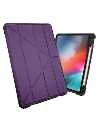"""Чехол BUMPER FOLIO Flip Case для планшета Apple iPad 10.2"""" (2019/2020) Violet"""