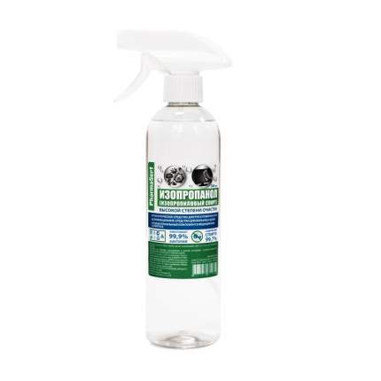 Изопропанол (спирт изопропиловый) PharmaSept, 500 мл,  с распылителем (триггер)