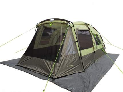 Палатка-автомат Maverick Ultra четырехместная light tan/wood