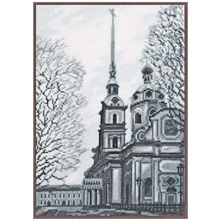 Набор для вышивания Палитра Петропавловский собор