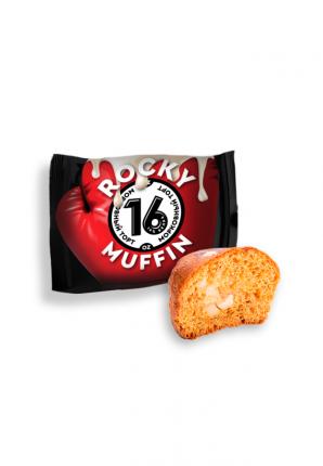 Кекс Muffin ROCKY со вкусом морковного торта 55г