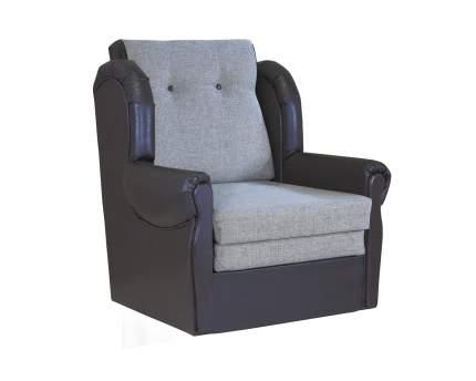 Кресло кровать Классика М шенилл серый