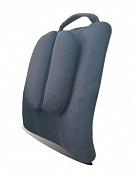 jusit Подушка на спинку сиденья с поддержкой спины Forsound Backyu Lite гелевая